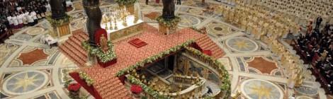 Homilia do Santo Padre - Solenidade do Natal do Senhor