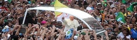Mensagem do Santo Padre Francisco para a XXIX Jornada Mundial da Juventude