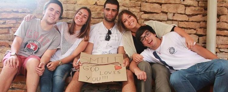 Smile GOD loves you II
