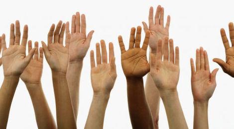 Um gesto simples: Um mundo melhor!