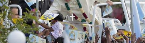 Discurso do Santo Padre na viagem apostólica ao Sri Lanka e às Filipinas