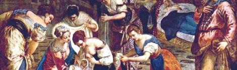 Nascimento de S. João Baptista