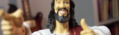 """O """"mister"""" Jesus, um mau treinador"""