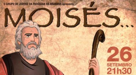 """Grupo de jovens da Brandoa leva ao palco """"Moisés"""""""