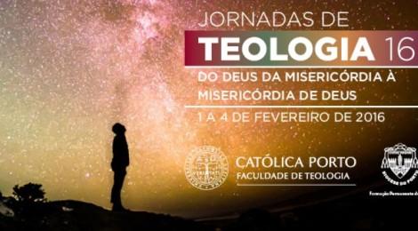 "Jornadas de Teologia 2016 ""A Misericórdia na Bíblia"""
