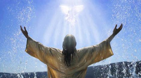 Resultado de imagem para batismo de jesus
