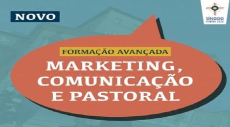 Formação Marketing, Comunicação e Pastoral