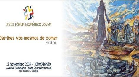 XVIII Fórum Ecuménico Jovem