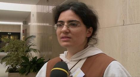 Entrevista à irmã Myri, monja portuguesa na Síria
