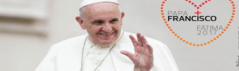 Peregrinação do Papa Francisco ao Santuário de Fátima