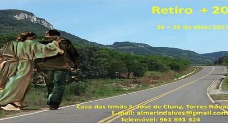 Retiro +20 - Irmãs S. José de Cluny