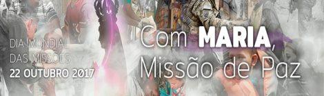 Mês das missões -
