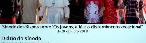 Vigília de Oração pelo Sínodo dos Bispos