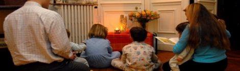 Semana Santa das igrejas domésticas e familiares